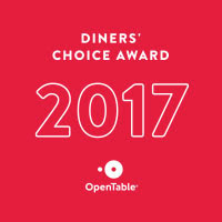 OpenTable Diners' Choice Award 2017, Renoufs