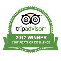 Tripadvisor Certificate of Excellence 2017, Renoufs