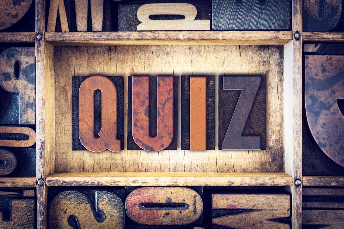 Quiz Night at Renoufs